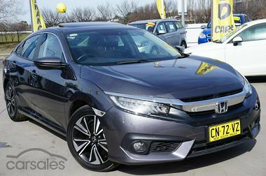 New Used Honda Civic Cars For Sale In Gungahlin Canberra Canberra