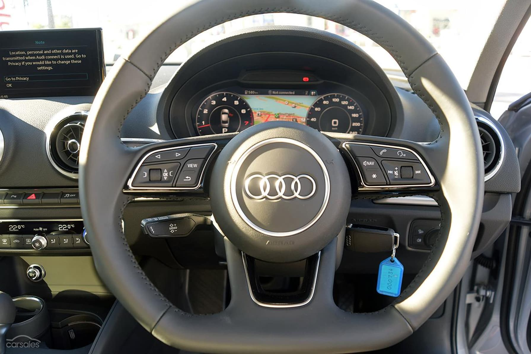 2018 Audi A3 35 TFSI Auto MY19-OAG-AD-17280429 - carsales com au