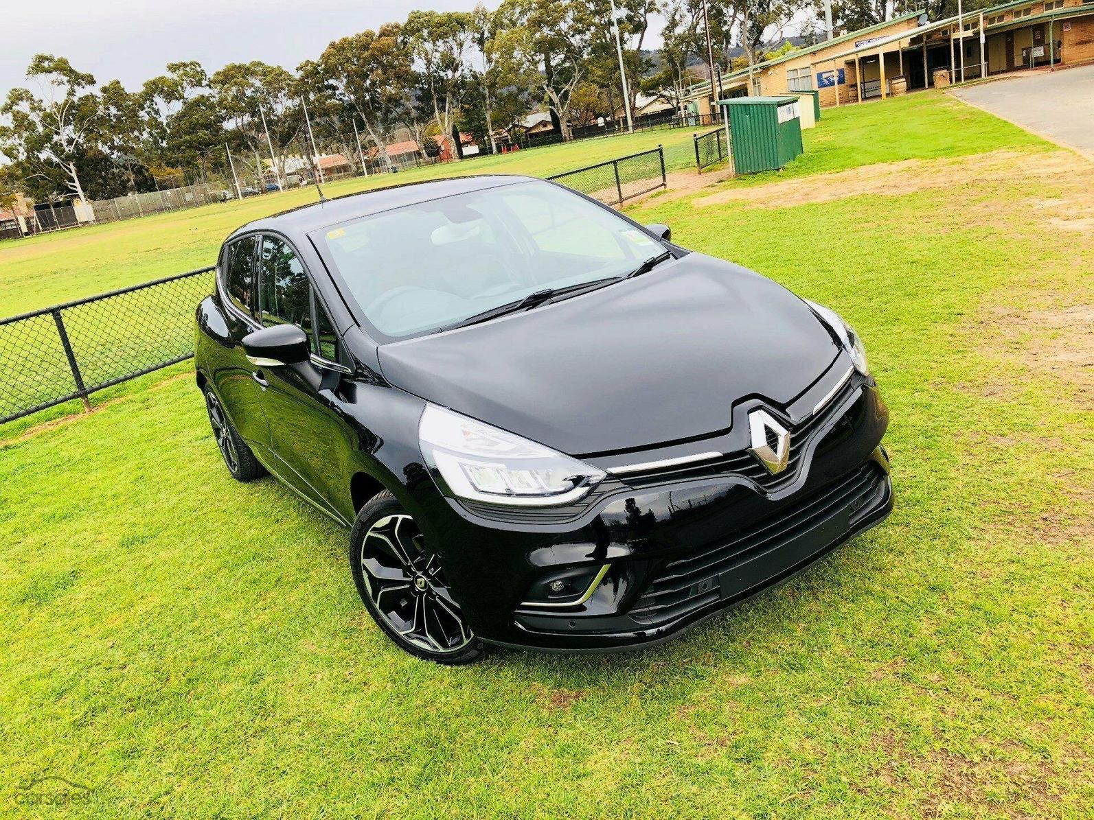 2018 Renault Clio Intens Auto-OAG-AD-17193699 - carsales com au