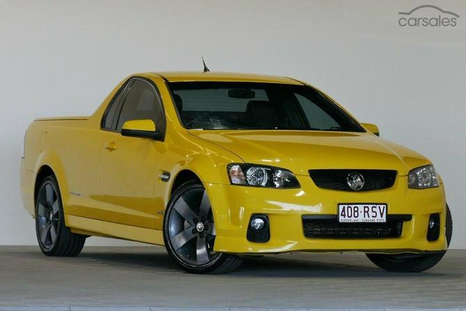 New Used Holden Ute Ve Series Ii Cars For Sale In Australia