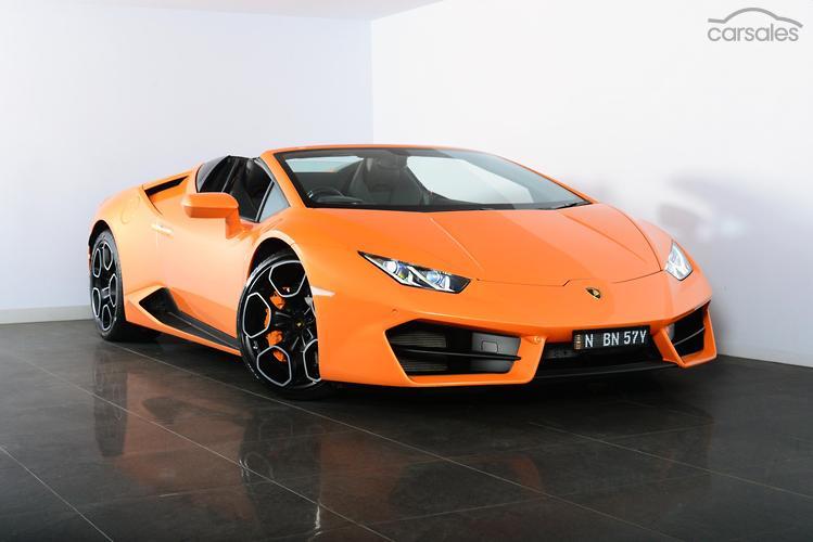 2017 Lamborghini Huracan LP580 2 Auto MY17