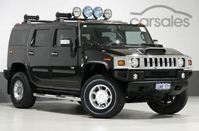 2005 Hummer H2 Auto 4x4