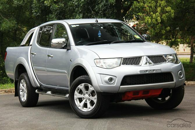 New Used Mitsubishi Triton Ute Cars For Sale In Adelaide South