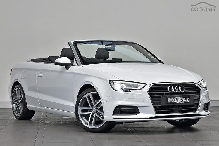 Audi a3 convertible for sale