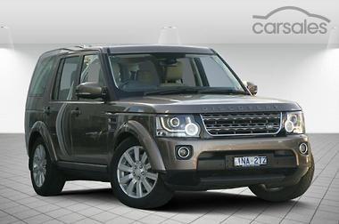cb2d7cb5347 2014 Land Rover Discovery TDV6 Auto 4x4 MY15