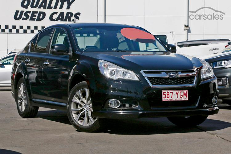 Used subaru brisbane