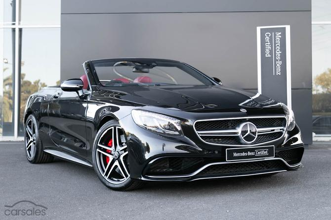 93c11cdcafdbf0 New   Used Mercedes-Benz Black Convertible cars for sale in ...