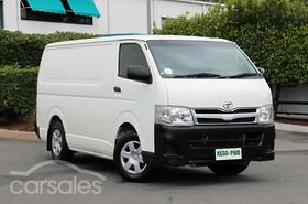 393bba5d71 New   Used Toyota Hiace cars for sale in Brisbane All Queensland ...