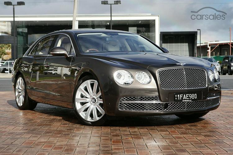 2015 Bentley Flying Spur Auto AWD MY16