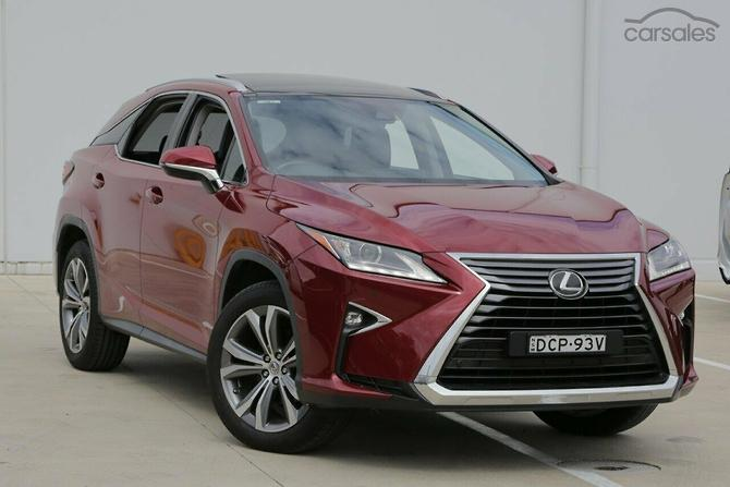 lexus rx 200t 2017 review