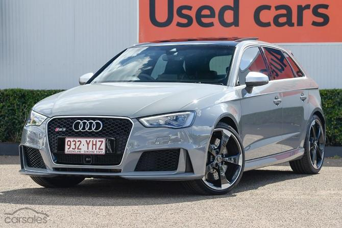 New Used Audi Cars For Sale In Brisbane All Queensland Carsales - All the audi cars