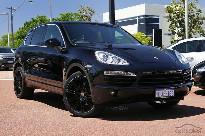 New Used Porsche Cayenne Cars For Sale In Australia Carsales Com Au