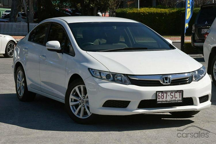2012 Honda Civic VTi L Manual