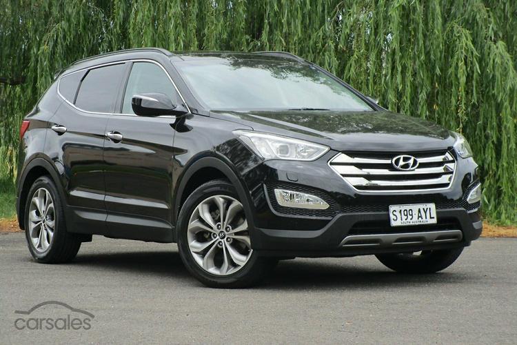 New Used Hyundai Santa Fe Black Cars For Sale In Australia