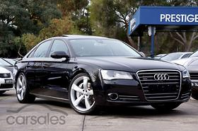 New Used Audi A Cars For Sale In Australia Carsalescomau - Audi a8 for sale