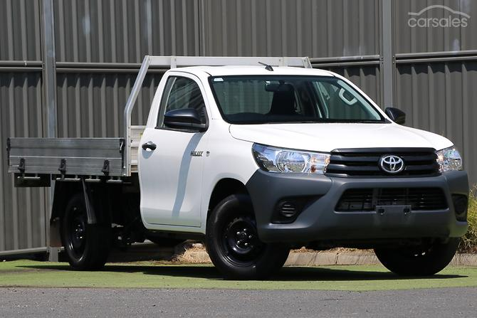 8d34fa2d449efa New   Used Toyota Hilux Workmate Tradie cars for sale in Australia ...
