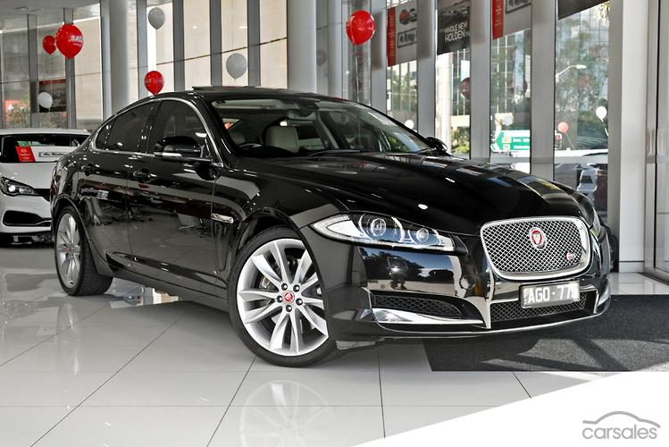 2015 Jaguar XF S Luxury Auto MY15