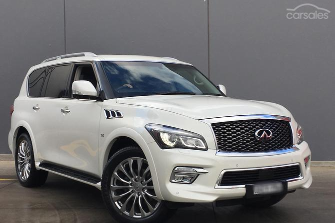 Qx80 For Sale >> New Used Infiniti Qx80 Cars For Sale In Australia Carsales Com Au