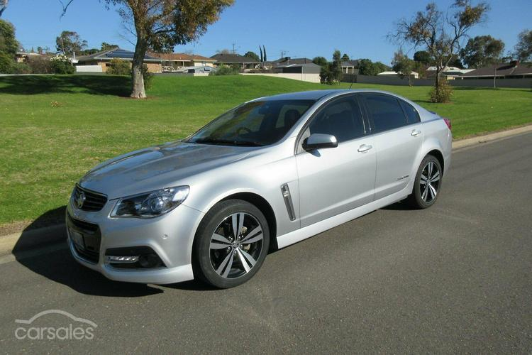 new amp used holden commodore cars for sale in australia