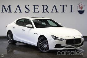 new & used maserati ghibli s cars for sale in australia - carsales