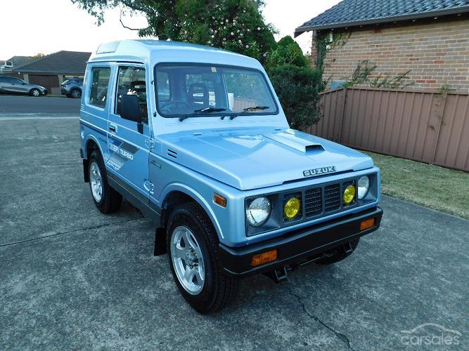 Suzuki sierra for sale perth
