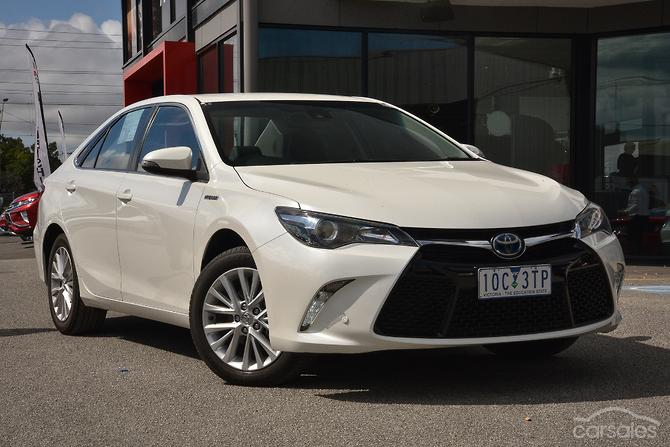 new & used toyota cars for sale in victoria - carsales.au