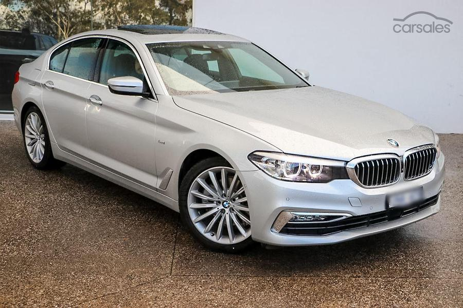 2017 BMW 520i Luxury Line G30 Auto-OAG-AD-17328884