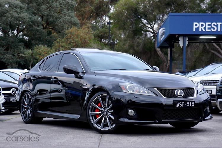 Lexus isf carsales
