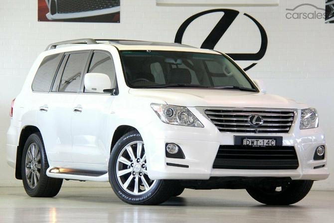 New Used Lexus Suv Automatic Cars For Sale In Sydney West New