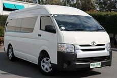 3b46dd5191 New   Used Toyota Hiace Commuter cars for sale in Gold Coast ...