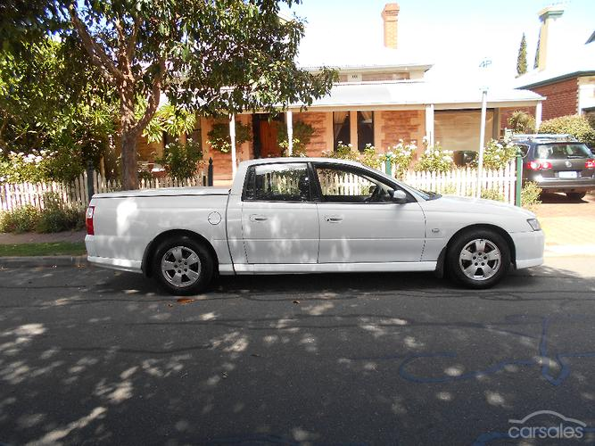2006 Holden Crewman S VZ Auto MY06 Dual Cab & New u0026 Used Holden Crewman cars for sale in Australia - carsales.com.au