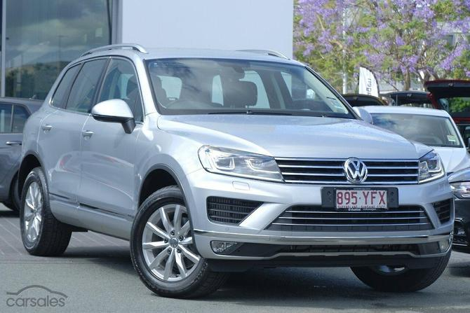 New Used Volkswagen Touareg Cars For Sale In Brisbane Queensland