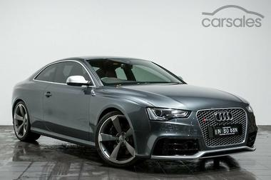 New & Used Audi RS5 cars for sale in Australia - carsales.com.au