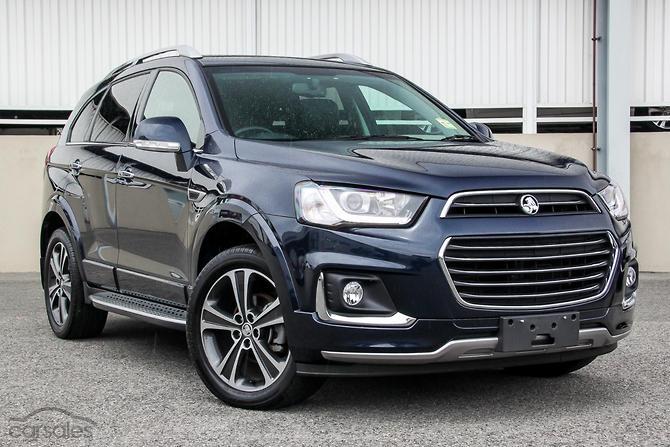 2017 Holden Captiva Ltz Cg Auto Awd My18