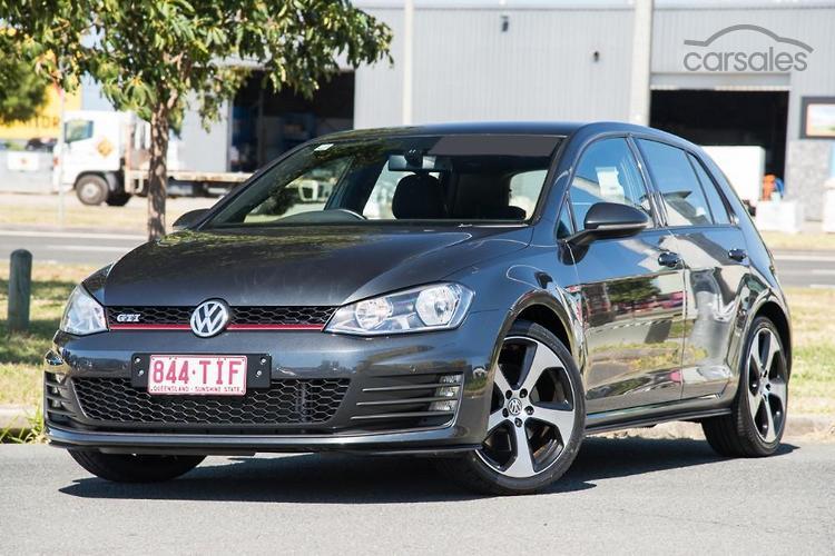 Volkswagen golf gti carsales