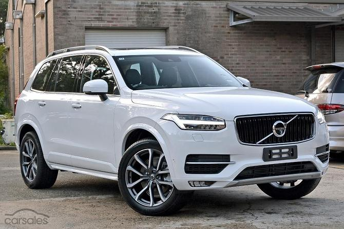 New Used Volvo Xc90 Cars For Sale In Australia Carsales