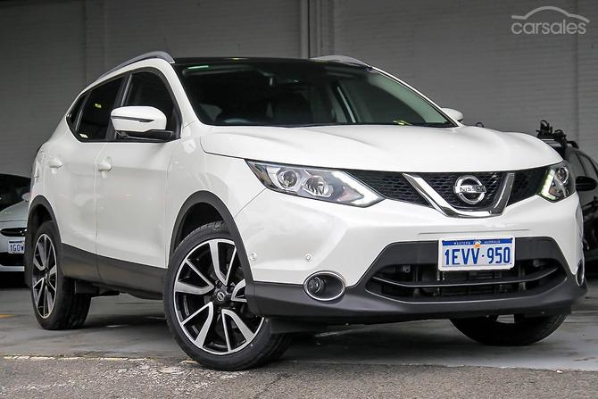 New & Used Nissan QASHQAI Ti cars for sale in Australia - carsales ...