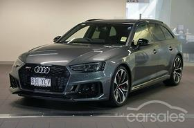 New Used Audi RS Cars For Sale In Queensland Carsalescomau - Audi rs4 for sale