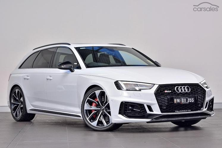 Audi rs4 carsales
