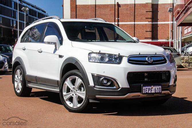 New Used Holden Captiva Cars For Sale In Australia Carsales