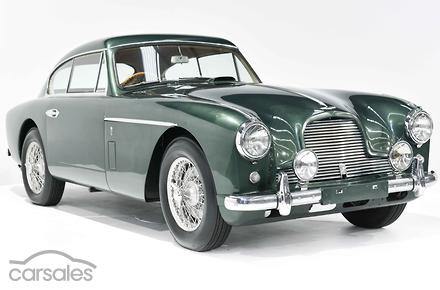 Aston Martin DB Manual - Aston martin db2