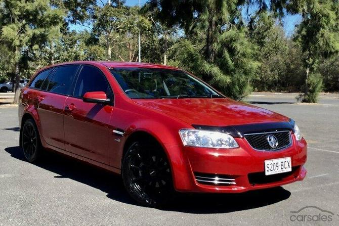 2017 Holden Commodore Omega Ve Series Ii Auto