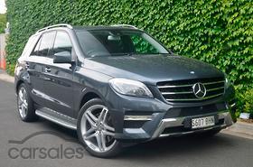 2017 Mercedes Benz Ml400 Auto 4x4 My15