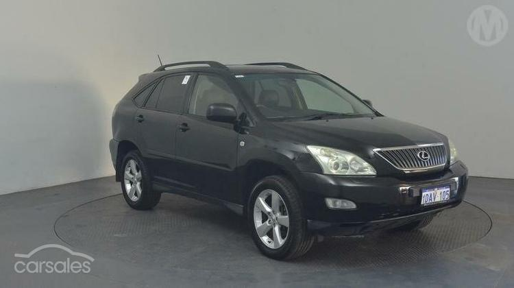 new \u0026 used lexus rx330 black cars for sale in australia carsales2005 lexus rx330 sports auto 4x4 my05