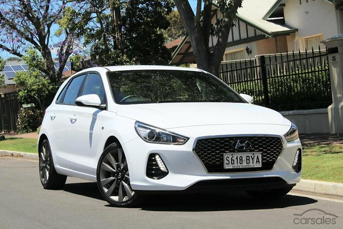 New Used Hyundai I30 Sr Cars For Sale In Adelaide Eastern South