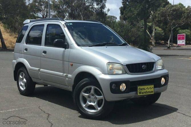 New Used Daihatsu Cars For Sale In Australia Carsales Com Au