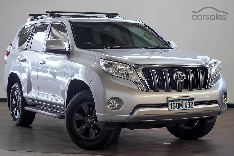 Toyota prado for sale private