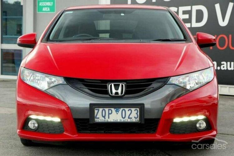 2013 Honda Civic VTi L Auto MY13