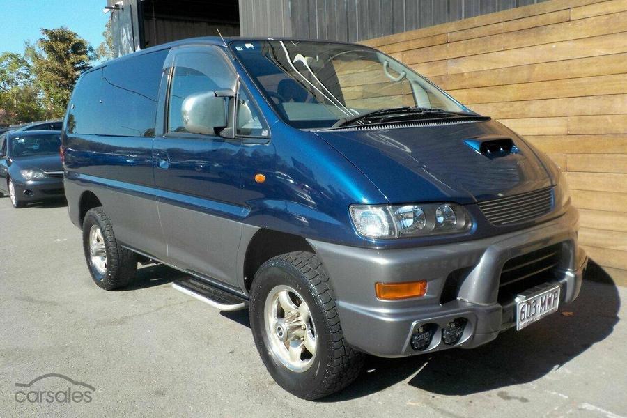 896887e0e5 1999 Mitsubishi Delica Chamonix PD8W Auto 4x4-OAG-AD-16850598 -  carsales.com.au