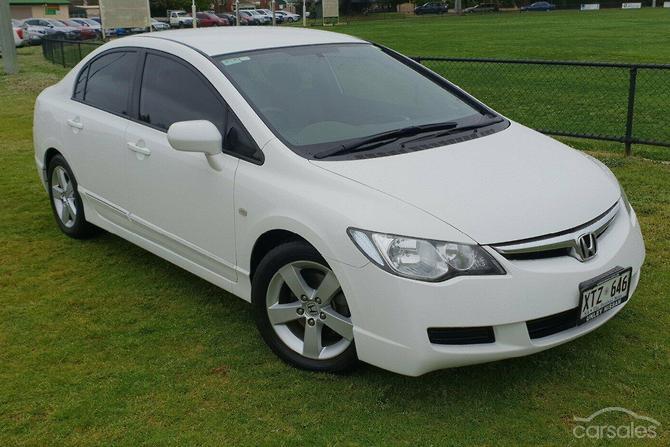 New Used Honda Cars For Sale In Australia Carsales Com Au